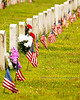 West Tennessee Veterans Cemetary : Memorial Day 2010