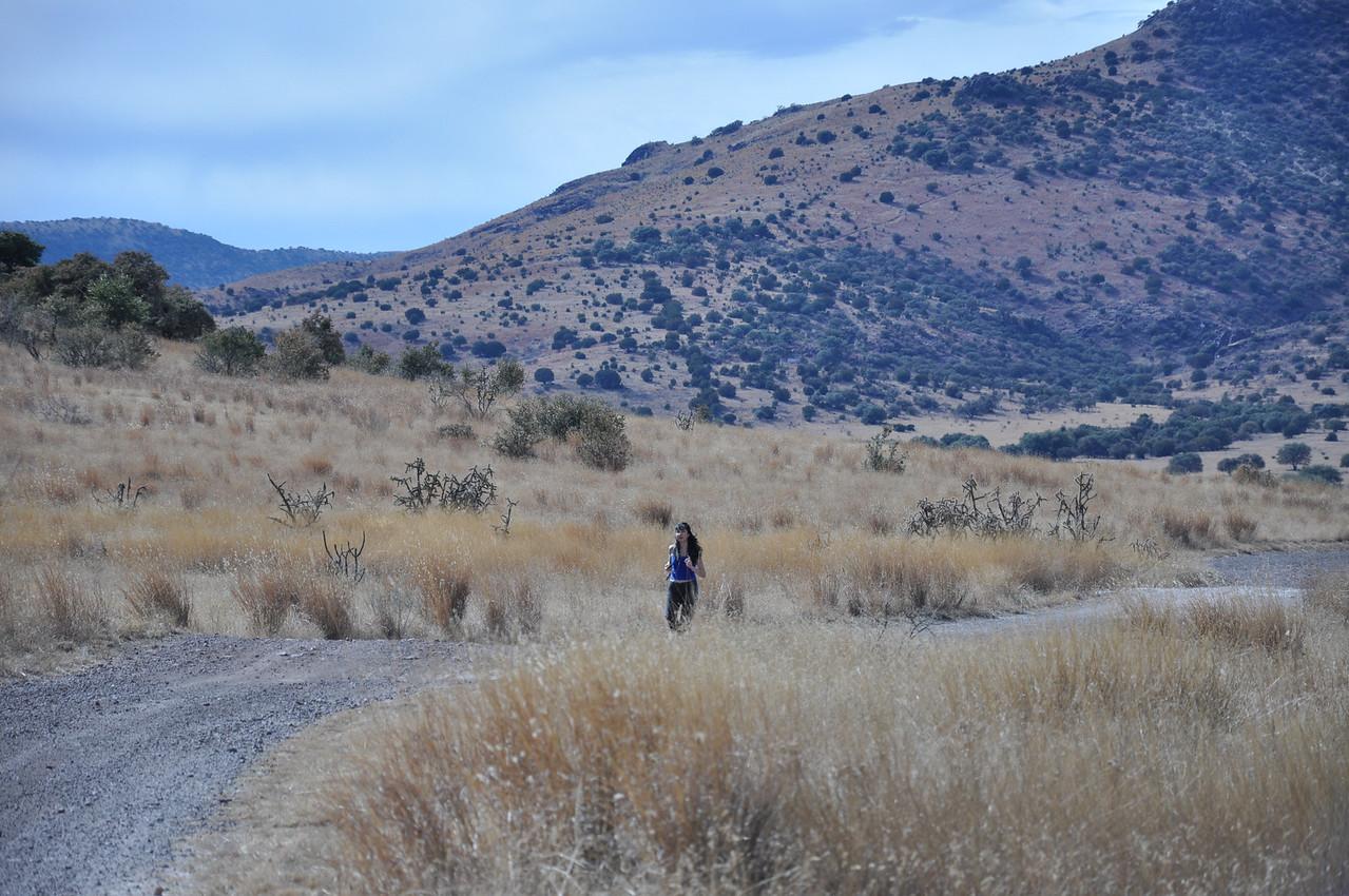Eva jogging