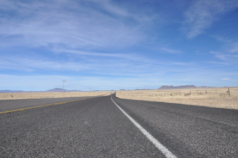 The 'Long and Winding Road' that leads to Fort Davis