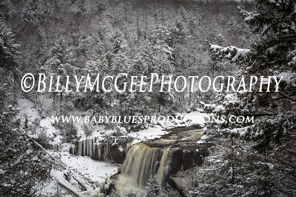 Blackwater Falls State Park - 16 Feb 2013