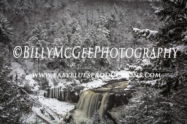 Blackwater Falls State Park - 16 Feb 2013
