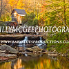 """Glade-Creek-Grist-Mill-reflection-in-Babcock-State-Park""-IMG-9501"