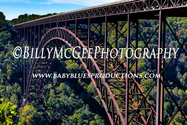 New River Gorge Bridge - 13 Oct 2012
