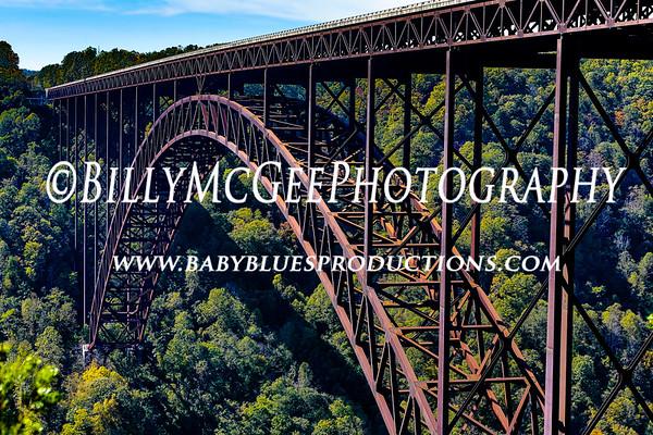New River Gorge Bridge - 13 Oct 2012