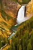 Yellowstone National Park, Lower Fall, Landscape, 黄石公园, 风景