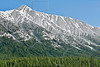 Rocky Mountain Scenery along Spray Lakes Road,<br /> Kananaskis Country, Alberta, Canada