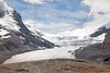 Athabasca Glacier, Rapidly Receeding,<br /> Jasper National Park, Alberta, Canada