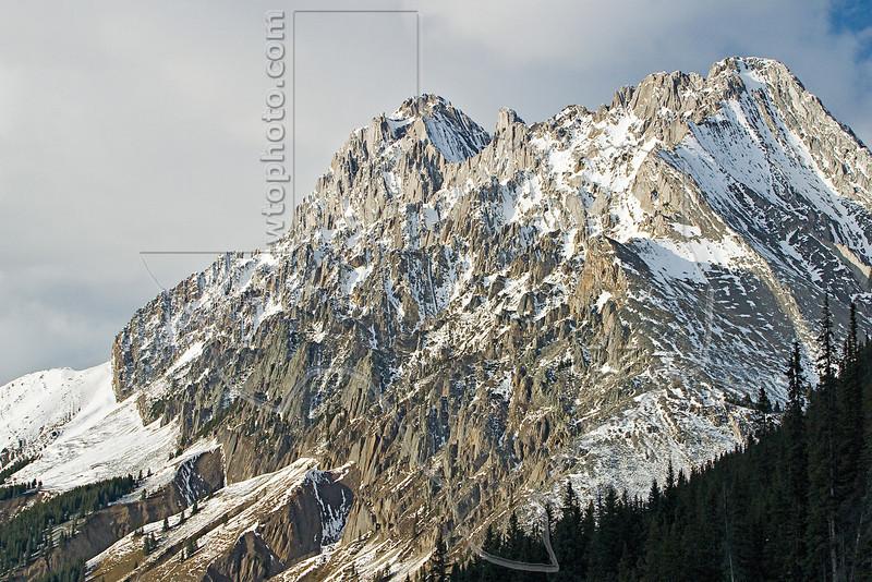 Canadian Rockies,<br /> Kananaskis Country, Alberta, Canada