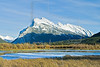 Mt. Rundle from Vermillion Lakes,<br /> Banff National Park, Alberta, Canada