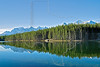 Lake Herbert,<br /> Banff National Park, Alberta, Canada