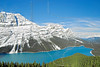 Petyo Lake and Caldron Peak,<br /> Banff National Park, Alberta, Canada