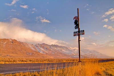 skull valley, Utah