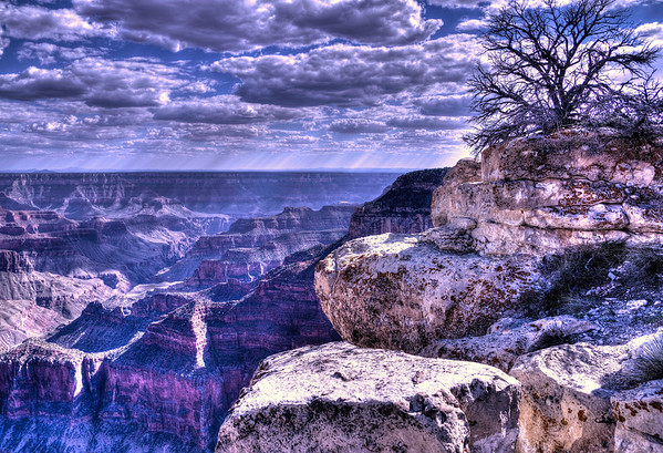 Grand Canyon, View from North Rim