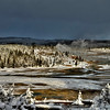 Winter in Yellowstone National Park #3