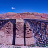 Navajo Bridge Across the Colorado River