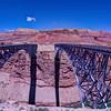 Navajo Bridge Across the Colorado River