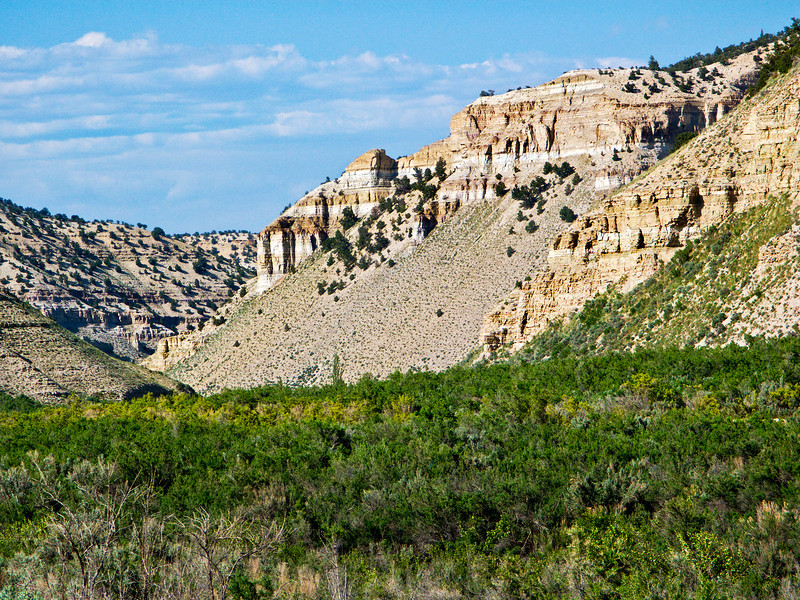 Desert Bluffs, Utah