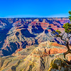 Grand Canyon View from South Rim #1