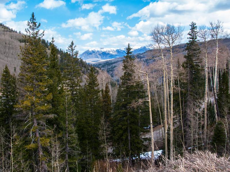 Rocky Mountains near Telluride 2