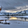 Winter in Yellowstone National Park #6