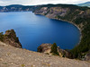 Crater Lake Rim, Oregon