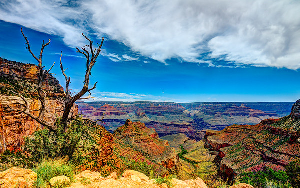Grand Canyon View from South Rim #2