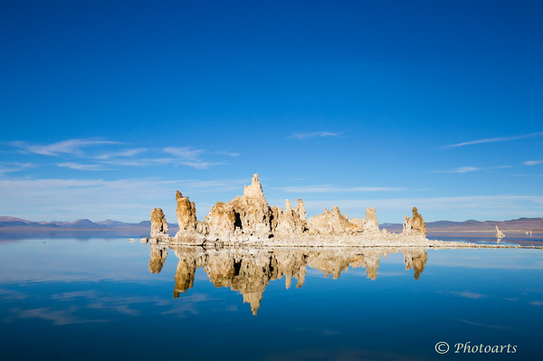 """Mono Lake Reflections"""