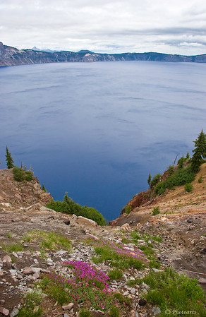 """Crater Lake Vista"""