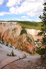 """Grand Canyon of Yellowstone"""