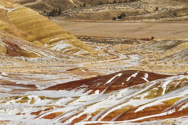 """Oregon Painted Hills"""