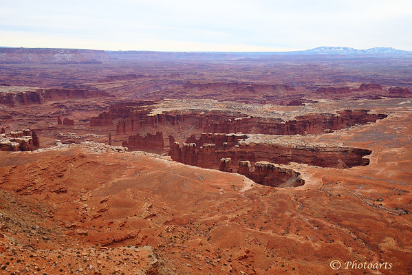 """Canyonlands National Park"""
