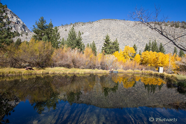 """Big Pine Lake Reflections"""