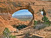 Partition Arch,<br /> Arches National Park, Utah