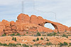 Skyline Arch,<br /> Arches National Park, Utah