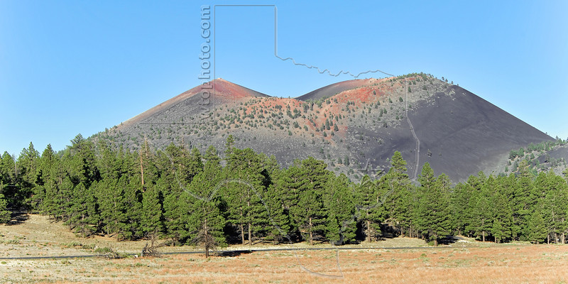 Sunset Crater,<br /> Sunset Crater Volcano National Monument, Arizona