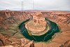 Horseshoe Bend in Colorado River,<br /> near Page, Arizona