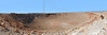 Meteor Crater Panorama,<br /> near Winslow, Arizona