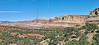 Panorama - Scenic Vista,<br /> Capitol Reef National Park, Utah