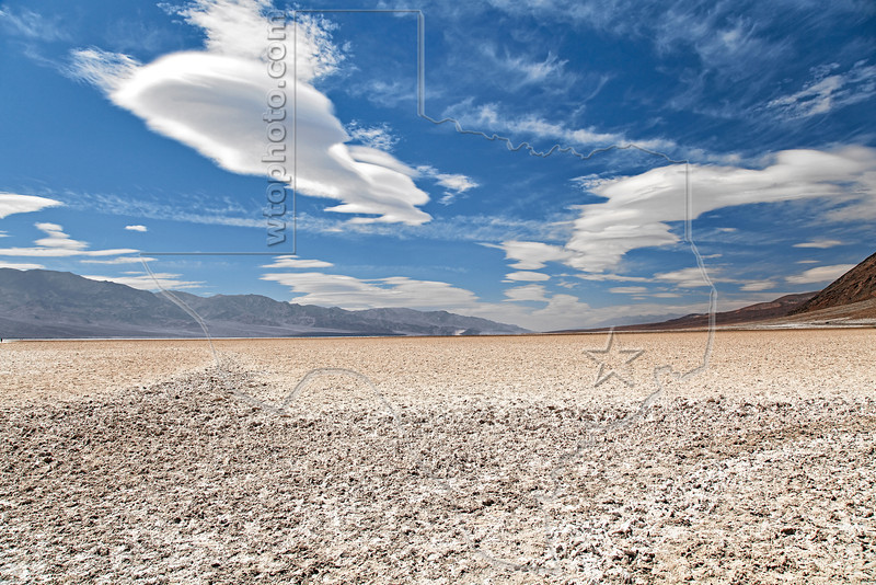 Badwater,<br /> Death Valley National Park