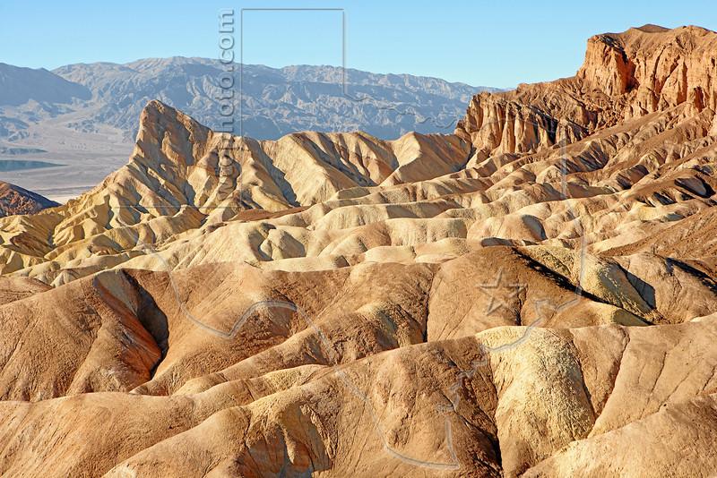 Zabriskie Point, <br /> Death Valley National Park, California