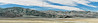 Panorama - Death Valley and Panamint Range,<br /> Death Valley National Park, California