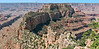 Panorama - Cape Royal Viewpoint,<br /> Grand Canyon National Park, North Rim