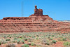 Sandstone Formations,<br /> Valley of the Gods,<br /> near Mexican Hat, Utah