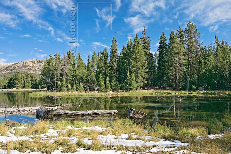 Fish Lake,<br /> Uinta Mountains, Utah