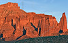 Fisher Towers at Sunset, <br /> Near Moab, Utah
