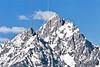 Grand Teton Mountains,<br /> Grand Teton National Park, Wyoming<br /> Wyoming, USA