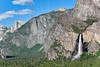 Tunnel View - Half Dome and Bridalveil Fall,<br /> Yosemite National Park, 2011