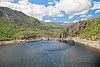 Hetch Hetchy Reservoir and O'Shaughnessy Dam,<br /> Hetch Hetchy Valley,<br /> Yosemite National Park, 2011