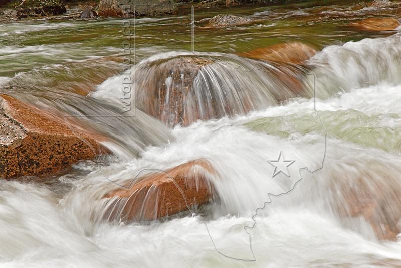 Rapids on Tenaya Creek,<br /> Yosemite National Park, 2011