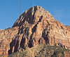 Panorama - Bridge Mountain,<br /> Zion National Park, Utah